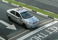 Băn khoăn bằng lái ô tô số tự động