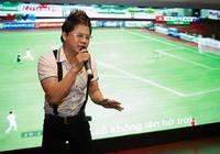 Lương Viết Quang và Cáp Anh Tài sôi nổi trong lễ công bố giải thưởng Fair Play 2015