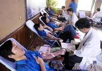 Chỉ 1% dân số hiến máu nên chưa đáp ứng đủ nhu cầu
