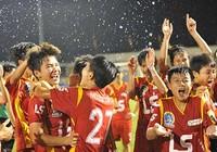 Bóng đá nữ TP.HCM VĐQG 2015: Năm năm một giấc mơ vàng