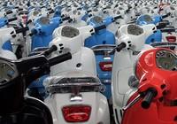 Bắt đầu cấp giấy nhập khẩu xe máy qua cổng điện tử