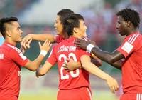 V-League 2015: HAGL chịu không nổi B. Bình Dương