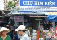 Chợ 'tử thần' Kim Biên sẽ bị di dời