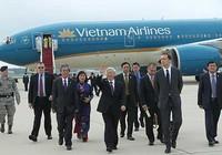 Tổng Bí thư Nguyễn Phú Trọng bắt đầu thăm chính thức Mỹ