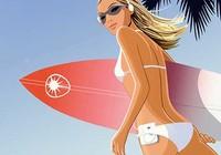 Phụ nữ tắm biển phải mặc bikini?