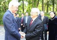 Việt Nam - Hoa Kỳ mở ra khuôn khổ hợp tác mới