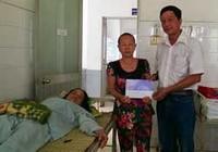 Hỗ trợ gia đình các nạn nhân trong vụ sập giàn giáo