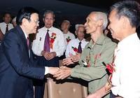 Chủ tịch nước dự lễ kỷ niệm ngày thành lập TNXP