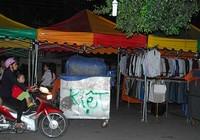 Mỹ Tho: Chợ đêm bị cắt điện, tiểu thương kêu trời