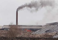 Ô nhiễm nặng ở nhà máy tái chế rác lớn nhất TP.HCM