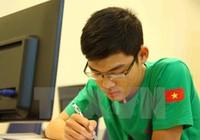 Việt Nam đứng thứ 5 Olympic toán quốc tế