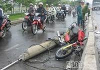 Thêm một người chết do vướng dây điện