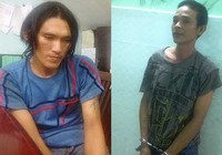 Bắt nhóm cướp giật lộng hành trước KCN