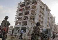 Đại sứ quán Trung Quốc bị thiệt hại trong vụ đánh bom