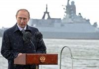 Nga công bố học thuyết hàng hải mới
