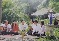 """Xóm cải lương """"kiếm hiệp kỳ tình""""  Yên Lang"""