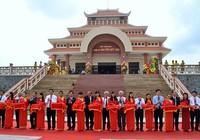 Khánh thành Khu lưu niệm luật sư Nguyễn Hữu Thọ