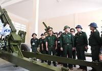 Xây dựng Lý Sơn vững chắc về quốc phòng, an ninh