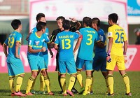 V-League 2015: B. Bình Dương xây chắc ngôi đầu