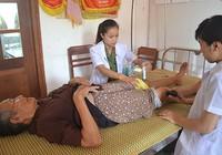Khám bệnh tình nguyện trên đảo Lý Sơn