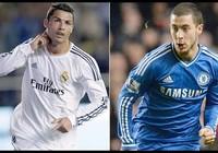 Hazard hay hơn Ronaldo!