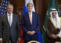 Mỹ không kích lần đầu tiên ở Syria