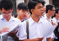 Dự thảo chương trình giáo dục phổ thông tổng thể: HS mừng, GV lo