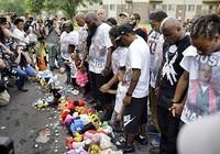Thanh niên da đen lại bị bắn chết ở Mỹ