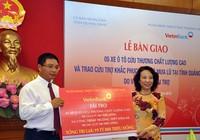 VietinBank chung tay sẻ chia với nhân dân Quảng Ninh
