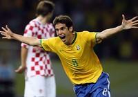 Kaka tái xuất trong màu áo Brazil