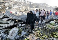 Mỹ điều tra Nhà nước Hồi giáo sử dụng vũ khí hóa học
