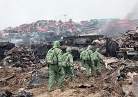 Hàng trăm tấn cyanide tại vụ nổ Thiên Tân