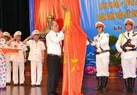 Công an BR-VT đón nhận huân chương Bảo vệ Tổ quốc hạng Nhất