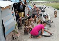 Xóm 'thắp nến' ở  Sài Gòn