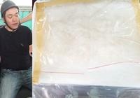 Bắt ma túy liên tỉnh, thu 1 kg 'hàng đá'