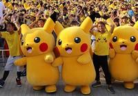Nhân vật nổi tiếng Pokemon đến Việt Nam