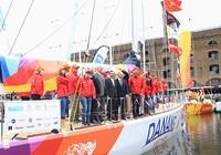 Đặt tên thuyền Đà Nẵng-Việt Nam tại Anh