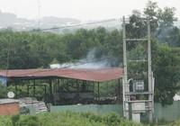 Xưởng tái chế nhựa gần trường học