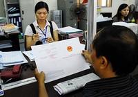 Hạn chế cấp giấy chứng nhận mới để… giảm ùn tắc