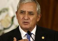 Tổng thống Guatemala từ chức và có nguy cơ bị bắt