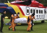 Hơn 50 tàu hải quân và cảnh sát biển cứu nạn tàu chìm