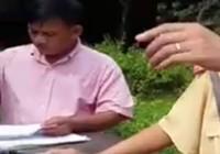 Vụ clip 'Bị dập môi vì đòi CSGT giải thích' : Người mặc thường phục là ai?
