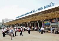 Xây cầu vào nhà ga sân bay Tân Sơn Nhất