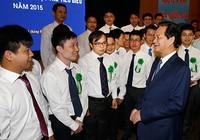 Thủ tướng gặp mặt 70 nhà khoa học trẻ tiêu biểu năm 2015