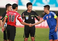 Vòng 25 V-League: Không còn đường thoát