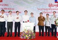 Thủ tướng dự lễ khởi công dự án muối mỏ kali tại Lào