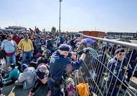 EU bắt tàu đưa người vượt biên