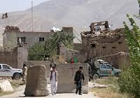 Taliban đào hầm giải cứu hàng trăm phạm nhân