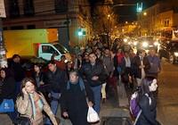 Rung chấn động đất Chile lan xa hàng ngàn cây số