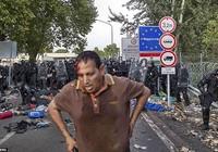 Bạo động ở biên giới Hungary